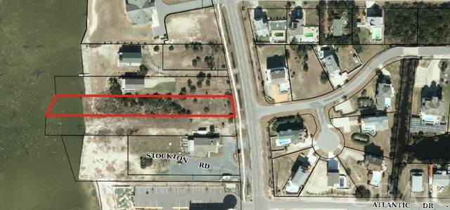 24358 Nc 12 Highway Lot 2, Rodanthe, NC 27968 (MLS #115570) :: Randy Nance | Village Realty