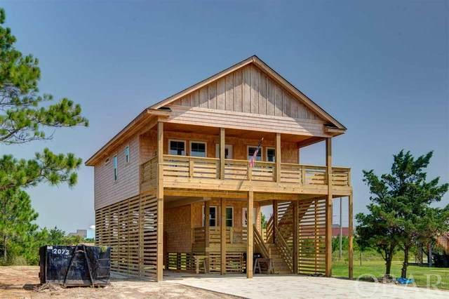 23178 W Corbina Drive Lot 45, Rodanthe, NC 27968 (MLS #115586) :: Midgett Realty