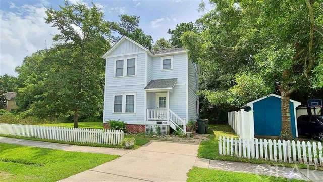 816 S George Howe Street Lot 19, Manteo, NC 27954 (MLS #115622) :: Matt Myatt | Keller Williams
