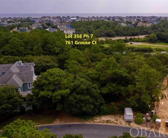 761 Grouse Court Lot 358, Corolla, NC 27927 (MLS #115648) :: Matt Myatt | Keller Williams