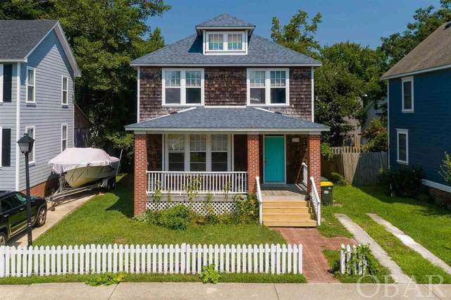 819 S George Howe Street Lot 47, Manteo, NC 27959 (MLS #115725) :: Surf or Sound Realty
