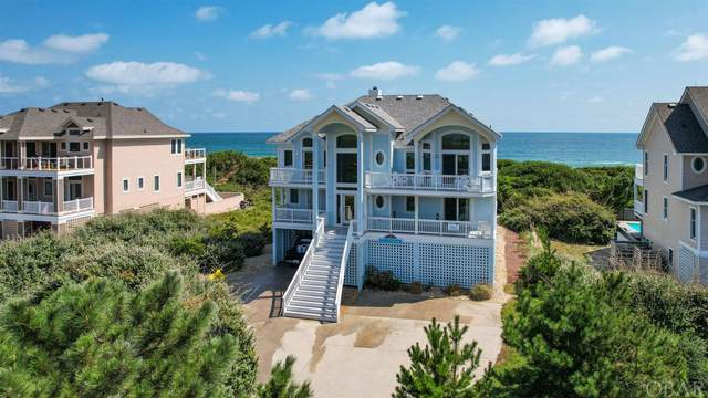 117 Cadwall Road Lot 264, Corolla, NC 27927 (MLS #115937) :: Outer Banks Realty Group