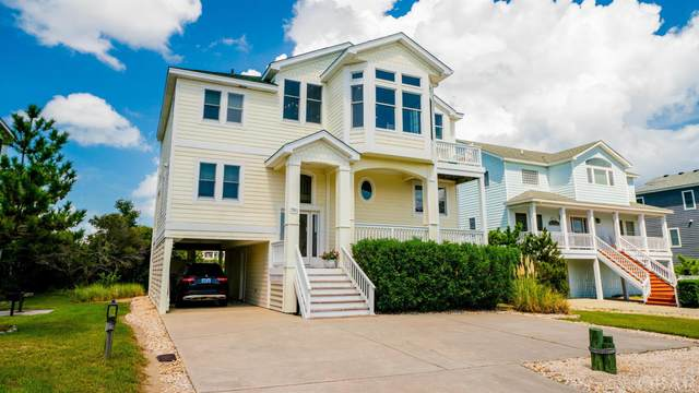 781 Crown Point Circle Lot #10, Corolla, NC 27927 (MLS #116036) :: OBX Team Realty   Keller Williams OBX