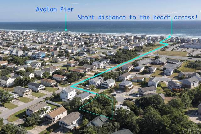 0 Wilbur Court Lot 159, Kill Devil Hills, NC 27948 (MLS #116085) :: Outer Banks Realty Group
