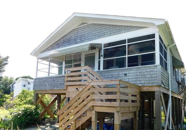 77 Sunset Drive Lot#3, Ocracoke, NC 27960 (MLS #116102) :: Midgett Realty