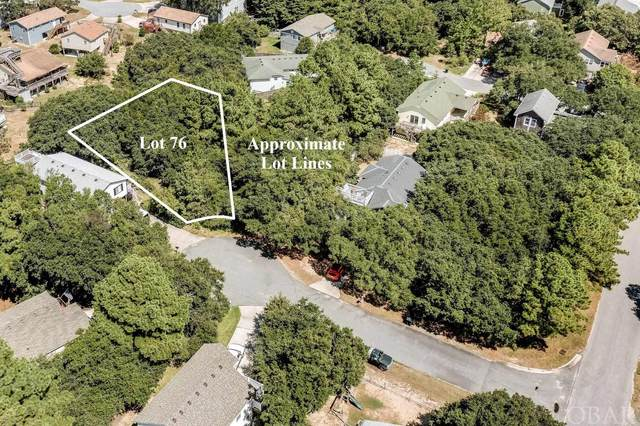 1006 Alexander Lane Lot 76, Kill Devil Hills, NC 27948 (MLS #116167) :: Brindley Beach Vacations & Sales