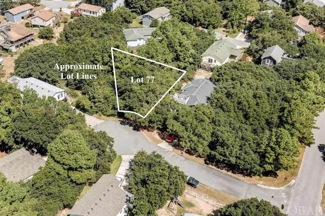 1004 Alexander Lane Lot 77, Kill Devil Hills, NC 27948 (MLS #116168) :: Midgett Realty