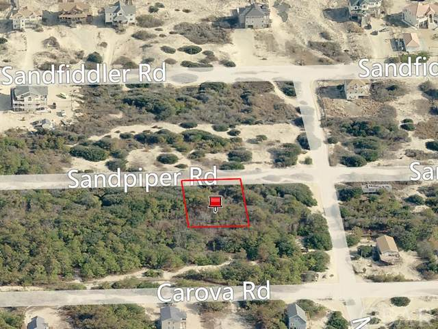 2328 Sandpiper Road Lot #11, Corolla, NC 27927 (MLS #116180) :: OBX Team Realty | Keller Williams OBX