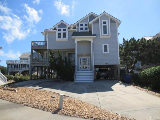 4905 E Katie Court Lot #27, Nags Head, NC 27959 (MLS #116191) :: Outer Banks Realty Group