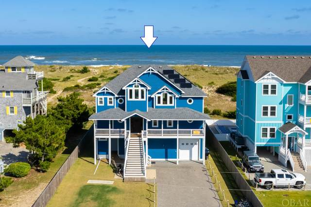 27145 Ocean Street Lot 17, Salvo, NC 27972 (MLS #116195) :: Outer Banks Realty Group