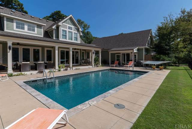 173 Holly Trail Lot 12, Southern Shores, NC 27949 (MLS #116200) :: Brindley Beach Vacations & Sales