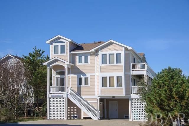 611 Sea Oats Court Lot 350, Corolla, NC 27927 (MLS #116217) :: OBX Team Realty | Keller Williams OBX