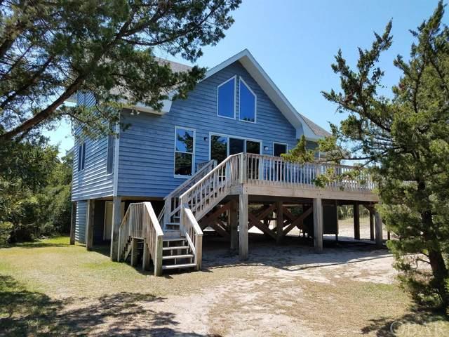 34 Jackson Circle Lot# B-1, Ocracoke, NC 27960 (MLS #116240) :: OBX Team Realty | Keller Williams OBX