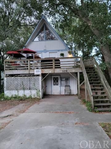 309 W Ocean Acres Drive Lot 9, Kill Devil Hills, NC 27948 (MLS #116256) :: Great Escapes Vacations & Sales