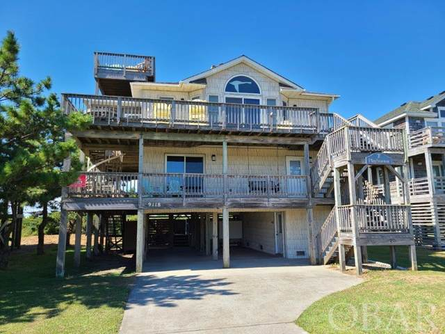9118 S Old Oregon Inlet Road Lot 71, Nags Head, NC 27959 (MLS #116258) :: The Ladd Sales Team