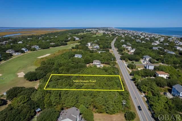 544 Ocean Trail Lot # 128, Corolla, NC 27927 (MLS #116333) :: Sun Realty