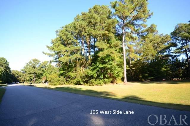 195 West Side Lane Lot 12, Powells Point, NC 27965 (MLS #116338) :: The Ladd Sales Team