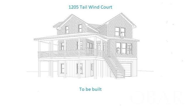 1205 Tail Wind Court Lot 268, Corolla, NC 27927 (MLS #116438) :: The Ladd Sales Team