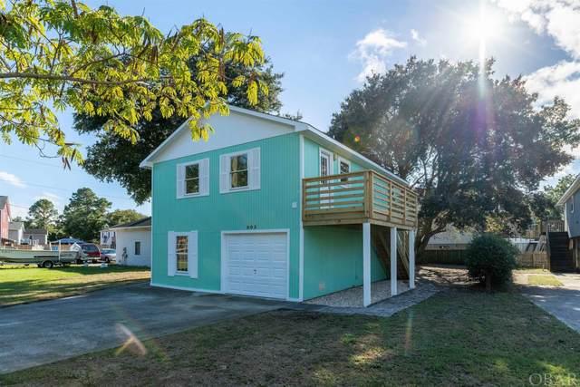 303 Colington Drive Lot # 67, Kill Devil Hills, NC 27948 (MLS #116460) :: Sun Realty