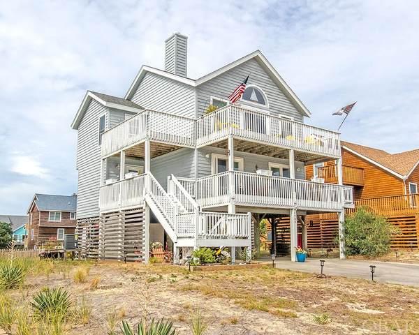4208 W Vansciver Drive Lot 20, Nags Head, NC 27959 (MLS #116490) :: Brindley Beach Vacations & Sales