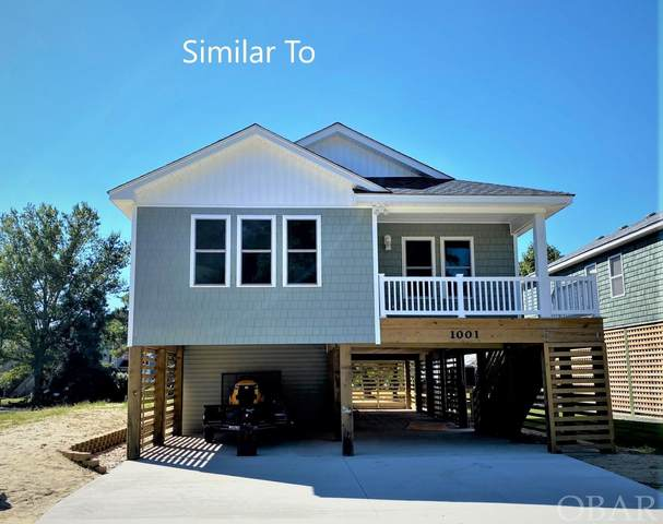 114 Roanoke Drive Lot 102, Kill Devil Hills, NC 27948 (MLS #116529) :: Midgett Realty