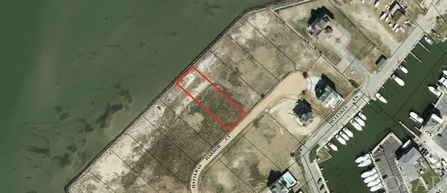 58166 Hatteras Harbor Lot 14, Hatteras, NC 27943 (MLS #116535) :: Midgett Realty