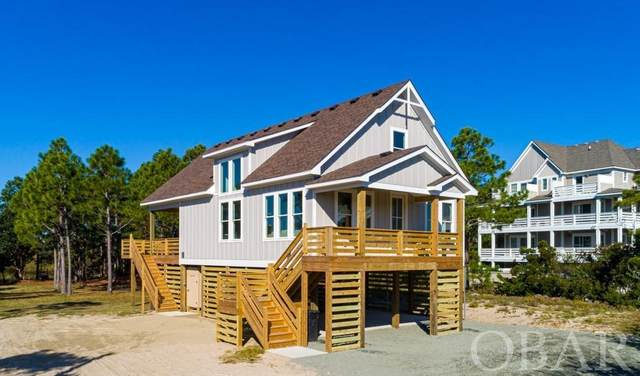27004 Fourth Street Lot A, Salvo, NC 27972 (MLS #116590) :: Outer Banks Realty Group