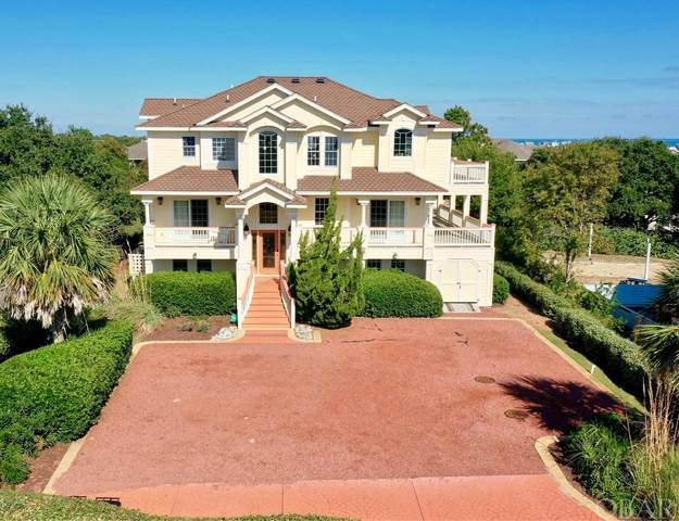 120 Four Seasons Lane Lot 101, Duck, NC 27949 (MLS #116593) :: Outer Banks Realty Group