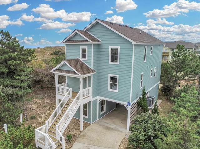 600 Sea Oats Court Lot 344, Corolla, NC 27927 (MLS #116598) :: Outer Banks Realty Group