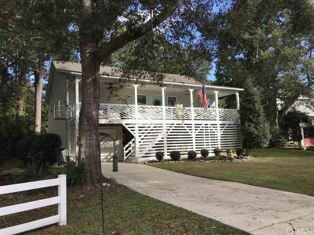 4177 Tarkle Ridge Drive Lot 3, Kitty hawk, NC 27949 (MLS #116607) :: Outer Banks Realty Group