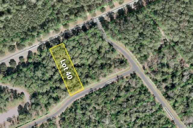 141 Chicora Ct Lot 40, Manteo, NC 27954 (MLS #91882) :: Surf or Sound Realty