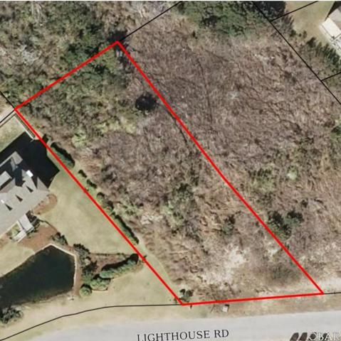 0 Lighthouse Road Lot A 2, Hatteras, NC 27943 (MLS #92890) :: Hatteras Realty
