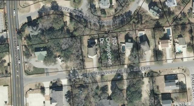 102 Christopher Drive Lot 56, Duck, NC 27949 (MLS #94662) :: Outer Banks Realty Group