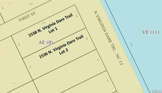 1538 N Virginia Dare Trail Lot 1, Kill Devil Hills, NC 27948 (MLS #94862) :: Hatteras Realty