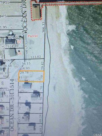 24101 Ocean Drive Lot 2, Rodanthe, NC 27968 (MLS #96456) :: Surf or Sound Realty