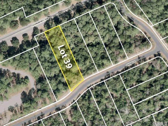 153 Chicora Ct Lot 39, Manteo, NC 27954 (MLS #96703) :: Hatteras Realty