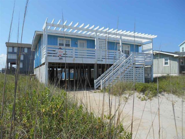 24256 Atlantic Drive Lot 24, Rodanthe, NC 27968 (MLS #96831) :: Surf or Sound Realty