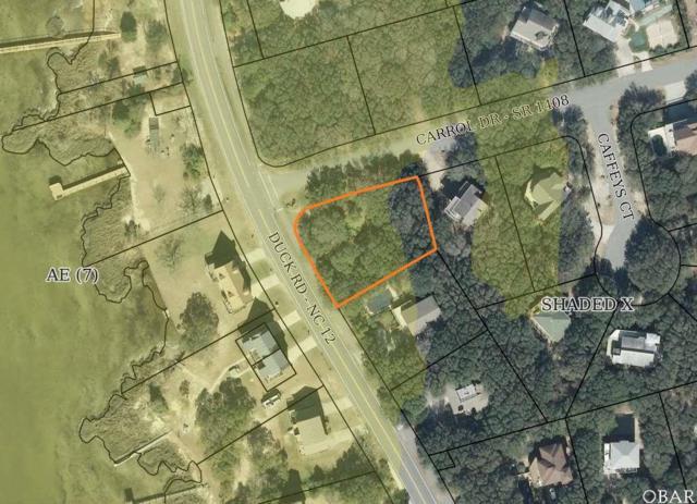 101 Carrol Drive Lot 14, Duck, NC 27949 (MLS #96874) :: Matt Myatt – Village Realty
