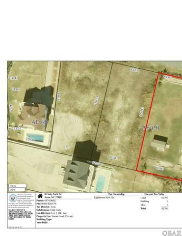 0 Cutty Sark Drive Lot 1, Avon, NC 27915 (MLS #96947) :: Hatteras Realty
