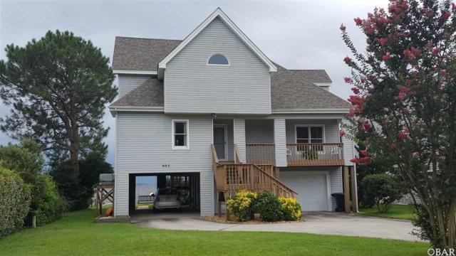 903 Harbour View Drive Lot#Pt 27/26, Kill Devil Hills, NC 27948 (MLS #97130) :: Matt Myatt – Village Realty