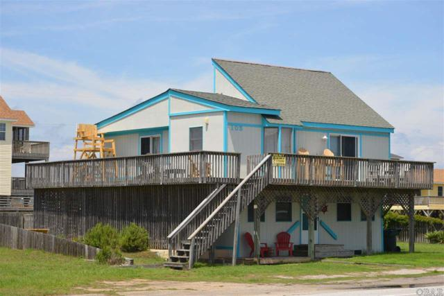 103 West Hawks Nest Court Lot 1, Nags Head, NC 27959 (MLS #97185) :: Hatteras Realty