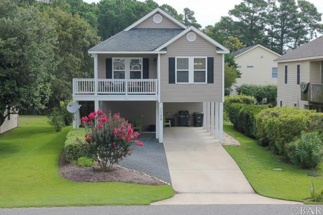 1309 Percy Street Lot 9, Kill Devil Hills, NC 27948 (MLS #97211) :: Outer Banks Realty Group