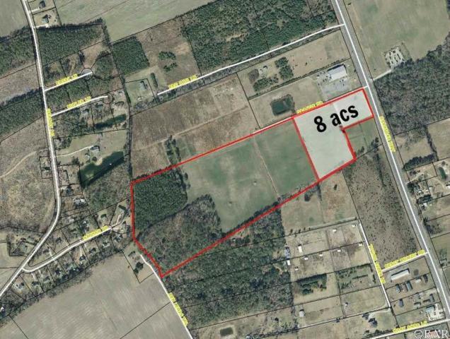 6812 Caratoke Highway Lot 2 & 3, Grandy, NC 27939 (MLS #97239) :: Hatteras Realty