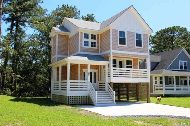 105 Old Holly Lane Lot 66, Kill Devil Hills, NC 27948 (MLS #97317) :: Outer Banks Realty Group