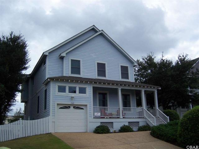 749 Ridge Point Drive Lot 37, Corolla, NC 27927 (MLS #97918) :: Matt Myatt – Village Realty