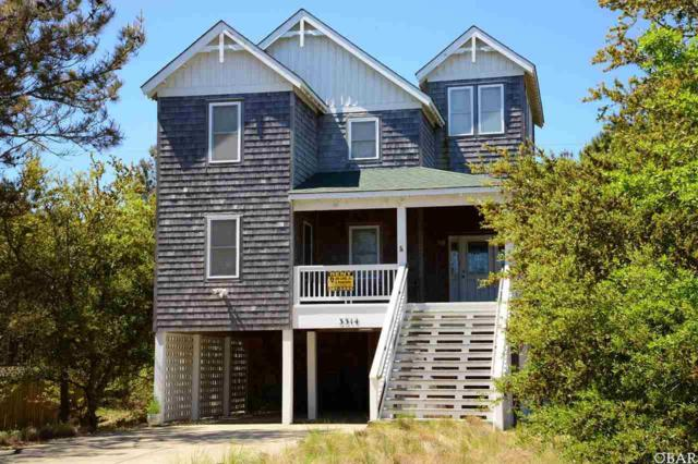 3314 S Linda Lane Lot 33, Nags Head, NC 27959 (MLS #98001) :: Surf or Sound Realty