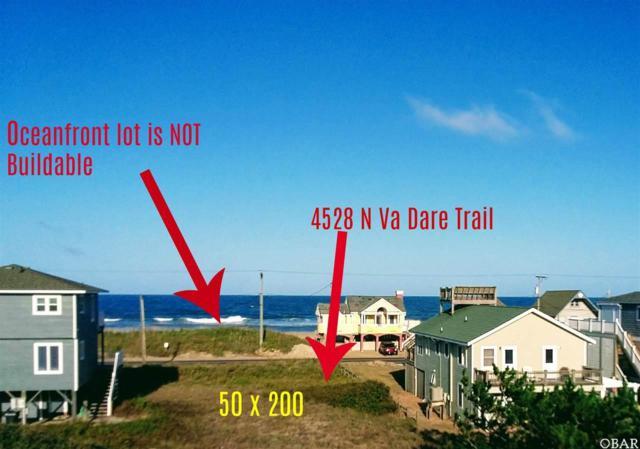 4528 N Virginia Dare Trail Lot 2, Kitty hawk, NC 27949 (MLS #98002) :: Matt Myatt – Village Realty