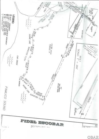999 Highway 264, Engelhard, NC 27824 (MLS #98195) :: Outer Banks Realty Group