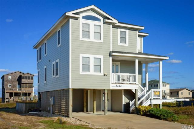 4323 Lindbergh Avenue Lot 21, Kitty hawk, NC 27949 (MLS #98339) :: Surf or Sound Realty