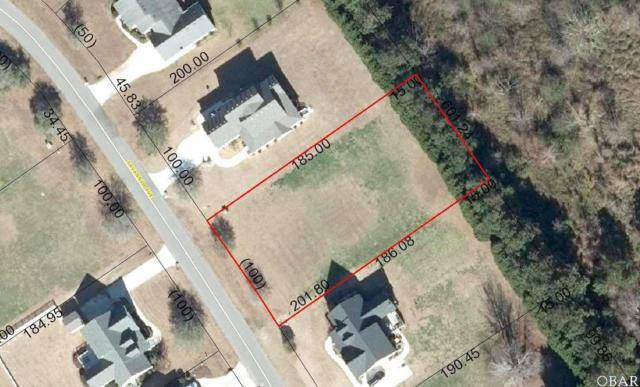 121 Savannah Avenue Lot #18, Grandy, NC 27939 (MLS #98492) :: Outer Banks Realty Group